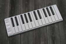 CME Xkey 25 USB MIDI Controller - Silver
