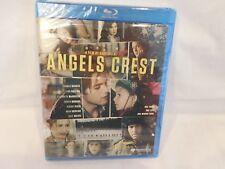 Angels Crest Blu-ray Disc NEW SEALED Mira Sorvino Kate Walsh Thomas Dekker