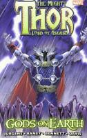 Thor: Gods on Earth (Mighty Thor), Geoff  Johns Dan  Jurgens, Used Excellent Boo