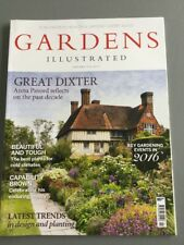 Gardens Illustrated Magazine - January 2016 - Great Dexter - Capability Brown