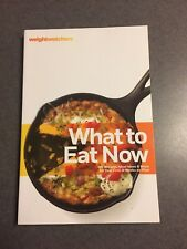 Weight Watchers What To Eat Now Cookbook 150 Recipes 2012 Color Paperback