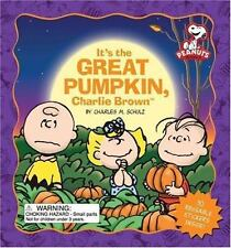 It's the Great Pumpkin, Charlie Brown by Charles M. Schulz (2007, BOARD BOOK)