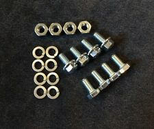 HONDA Z50 Rim Bolt Kit 1969-1978 With OEM Honda Nuts
