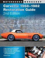 Corvette 1968-1982 Restoration Guide, Paperback by Prince, Richard, Brand New...
