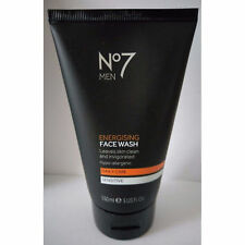 Brand new No7 Men Energising Face Wash 150ml For Sensitive Skin RRP £7.99!!!!