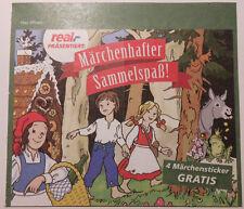 real Märchensticker - 10 Bilder zum aussuchen