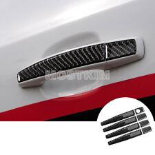 Carbon Fiber Exterior Car Door Handle Cover 8pcs For Chevrolet Cruze 2009-2015