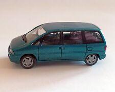 Peugeot 806 verde, HERPA, 1:87
