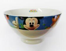 Disney Mickey Mouse Müslischale Schale Schüssel - Pluto Goofy Micky Maus