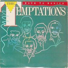 THE TEMPTATIONS 'BACK TO BASICS' US LP GORDY
