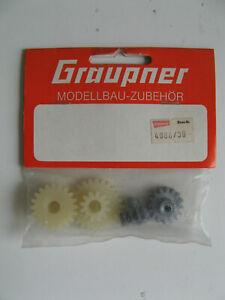 Graupner / Kyosho: Getriebezahnräder für Scorpion #4966.39