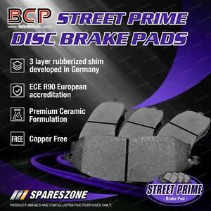 4pcs Front Ceramic Disc Brake Pads for Proton S16 BT 1.3L 1.6L2010 on