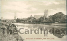 WORCESTER Cathedral Postcard WORCESTERSHIRE Frith, F. & Co. Ltd