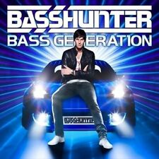 BASSHUNTER (TECHNO) - BASS GENERATION NEW CD