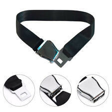 Adjustable Airplane Seat Safety Belt Extender Plane Seatbelt Extension Efficient