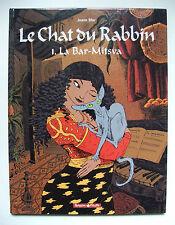 JOANN SFAR : LE CHAT DU RABBIN #1 LA BAR-MITSVA / POISSON PILOTE / EO / TBE+