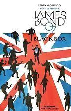 James Bond: Black Box, Percy, Benjamin