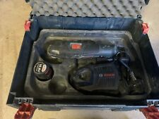 Used BOSCH Professional Battery Multi Tool 10.8 V-LI (2.0 Ah) With 1 Battery