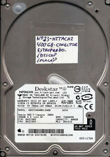 DISCO DURO HITACHI DESKSTART 400 GB 3,5, ESTROPEADO -  DAMAGED 400GB hard disk