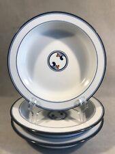 New listing Pv05304 Vintage Dansk Bistro Lindholm (Japan) Rim Soup Bowl- 3pcs