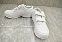 Propet Stability Walker M3705 Walking Shoes, Men's Size 8.5XX(5E), White NEW