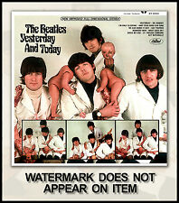 THE BEATLES YESTERDAY AND TODAY BUTCHER FANTASY ALBUM COVER #3