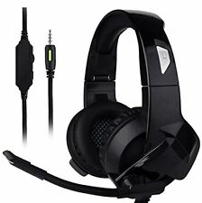 Gaming Headset, 3.5MM Jack Stereo Bass Surround Gaming Headphone