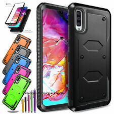 For Samsung Galaxy A70/ A71/ A20s Shockproof Hybrid Rugged Protective Case Cover