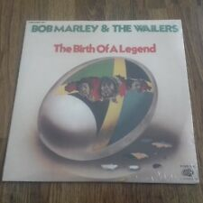 BOB MARLEY & THE WAILERS - BIRTH OF A LEGEND 2 x LP NEW SEALED