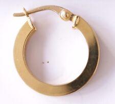 bijoux  Boucles d'oreilles or 18 carats 750/1000ème 18k