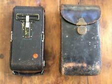 Antique Camera-No. 1A Folding Pocket Kodak R.R.Lens Type