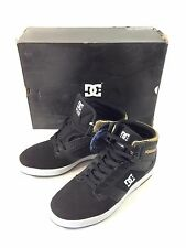 DC MENS SHOES NYJAH HIGH MODEL # 320361 SIZE 8