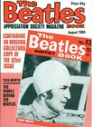 THE BEATLES MAGAZINE MONTHLY BOOK no.52 August 1980