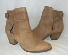 Free People Women's Belleville Distressed Leather Ankle Boot Retail $198 size 8