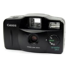 Canon Snappy LXII VINTAGE 1990s STILE RETRÒ COMPATTA automatico 35mm Film Camera