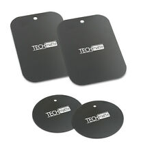 TechMatte MagGrip Metal Plate Replacement Kit for Magnetic Universal Car Mount