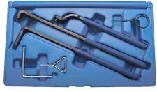 AUDI A2/A3 1.4/1.9 TDI PD Motore Timing Tensionatore chiave a perni di bloccaggio Strumento Set Kit