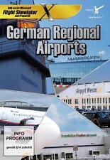 German regionale Airports fsx/p3d