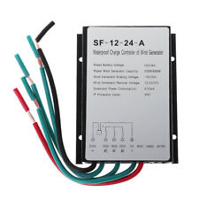 12V/24V 600W Wind Turbine Generator Charge Controller Waterproof Wind Controller