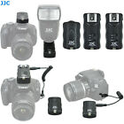 JJC Receiver 2 Wireless Remote Control  Flash Trigger For Canon Nikon Speedlite