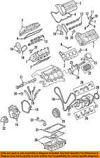 Oldsmobile GM OEM 00-02 Intrigue-Engine Cylinder Head 89037556