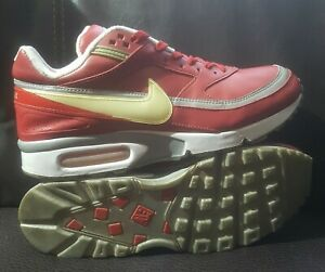 Nike Air Max Classic BW, Cayenne Red - EUR: 46, CM: 30.5 [2005] Leather...