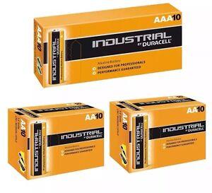 DURACELL PROCELL X 20 AA + 10 AAA 1.5V ALKALINE BATTERIES LR6 LR3 EXP 2023