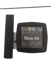 B-Box TV 4K , Décodeur TV TNT Android  Bbox Ultym , avec accessoires