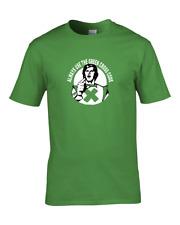 Green Cross Code - 1970s Regierung Straßenverkehrssicherheit Herren T-Shirt