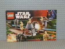LEGO® Star Wars Bauanleitung 7654 Droids Battle Pack gelocht instruction B2532