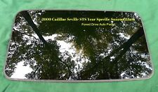 2000 CADILLAC SEVILLE STS YEAR SPECIFIC OEM FACTORY SUNROOF GLASS FREE SHIPPING!