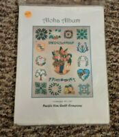 "Aloha Album Pattern by Pacific Rim Quilt Company - 88"" x 106"""