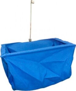 MDI Game Fly Tying Waste Material Bag (attaches to Vice Stem)