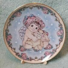 Dreamsicles A Hug From The Heart Plate Special Friends Series Angel Cherub